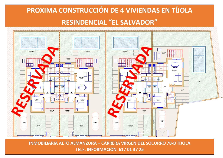 PRÓXIMA CONSTRUCCIÓN VIVIENDA Nº 3
